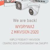Kupuj produkty @hikvision i zgarnij bony podarunkowe na zakupy! Zapraszam do zakupu w @alarmservice_ ???? . . . . #hikvision #hikvison #smarthometechnology #smarthomesystem #camera #technology #smarthometechnology #promotion #sale #presets #presetslightroom #instagood #instamood #welcome #weareback